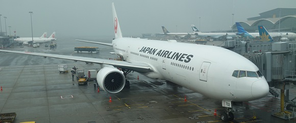 JAL機材