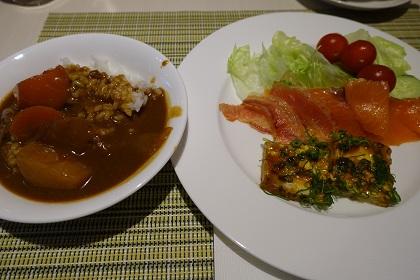 ANAクラウンプラザ広島で朝食