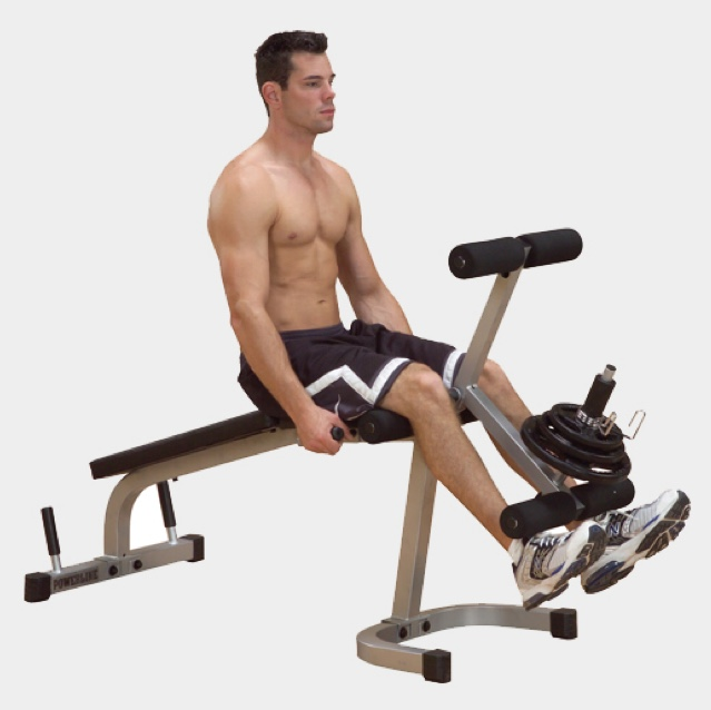 レッグエクステンションで大腿四頭筋を鍛えよう