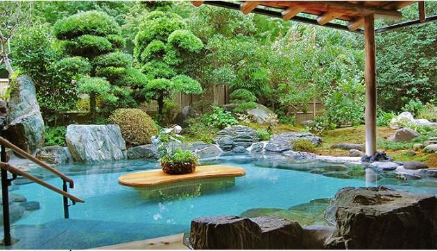 吉池旅館は箱根湯本周辺のオススメ日帰り温泉です