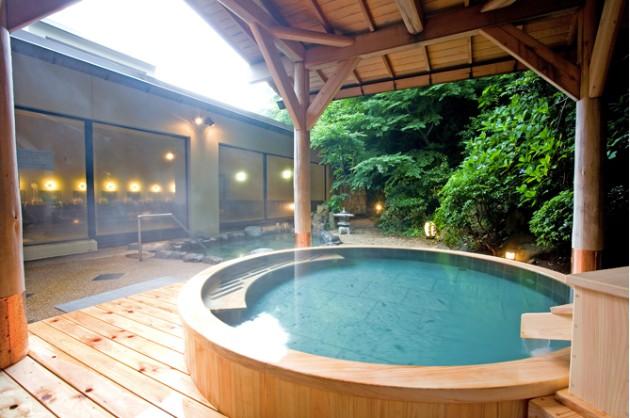 湯本富士屋ホテルは箱根湯本周辺のオススメ日帰り温泉です