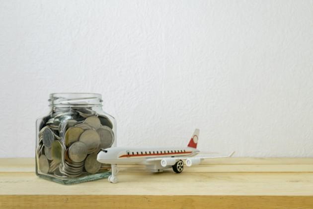 大学生の旅行にかかる費用の画像