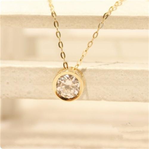 ダイヤモンドネックレス 人気 ネックレス 女性 プレゼント