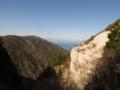 堂満岳からの琵琶湖