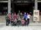 2012.01.14 講習会(大阪城公園) 豊国神社に初詣