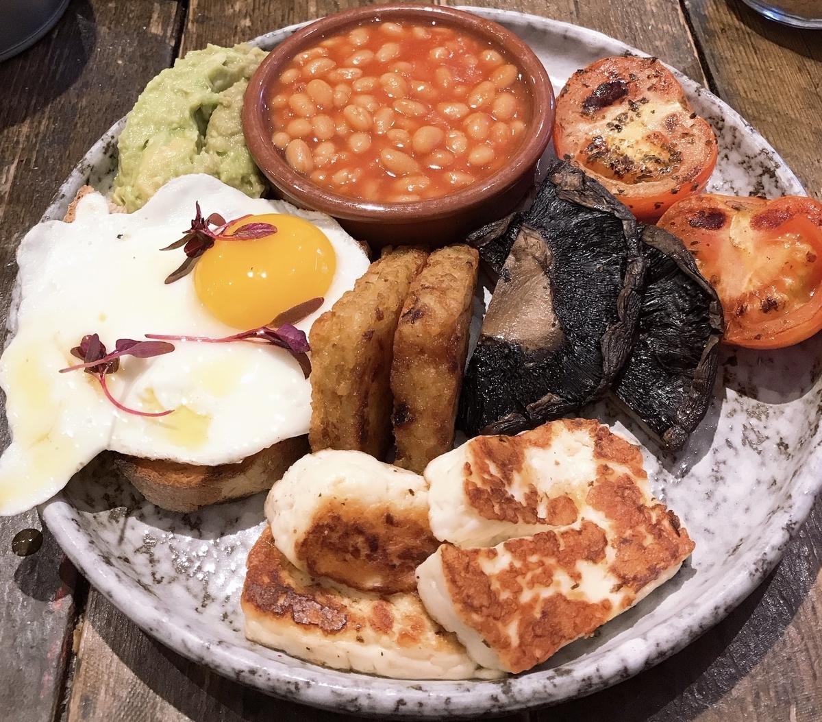 イギリス 料理