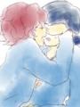リツイートお題「キスの瞬間」