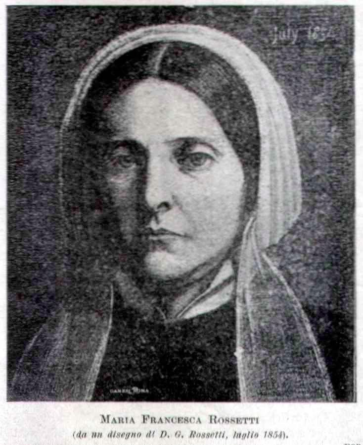 マリア・フランチェスカ・ロセッティ