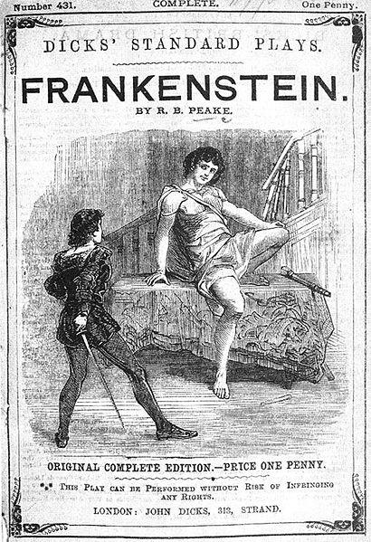 僭越、フランケンシュタインの運命