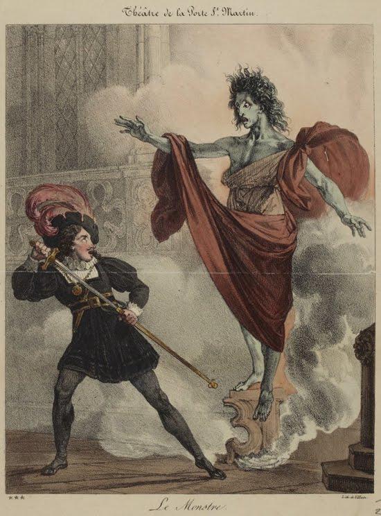 怪物と魔術師