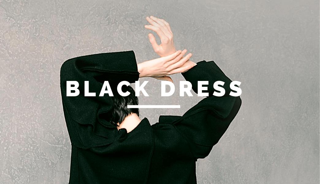 「黒」のドレスとワンピースまとめ
