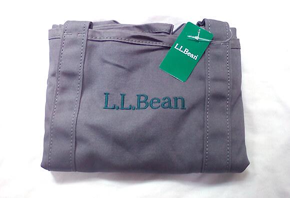 L.L.Bean グローサリー・トート折りたたみ
