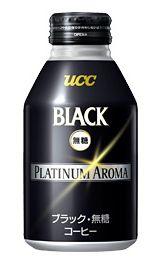 UCC上島珈琲 ブラック無糖 プレミアムアロマ