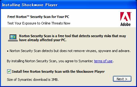 Shockwave Player 11