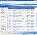 Microsoft Update 2008/12
