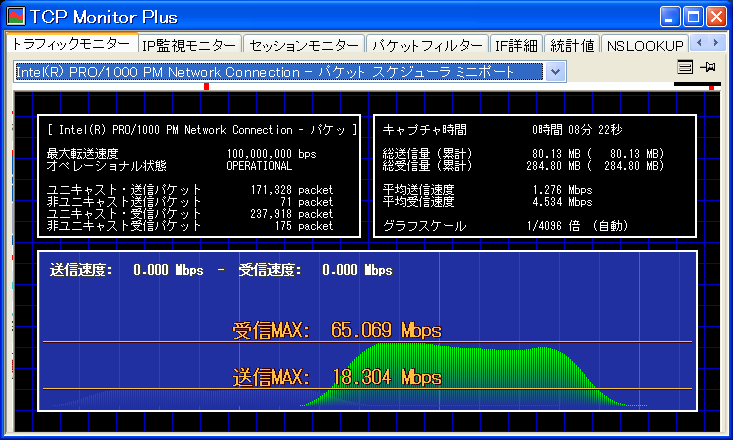 TCP Monitor Plus Ver2.06