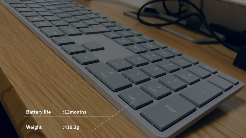 Surface Keyboard