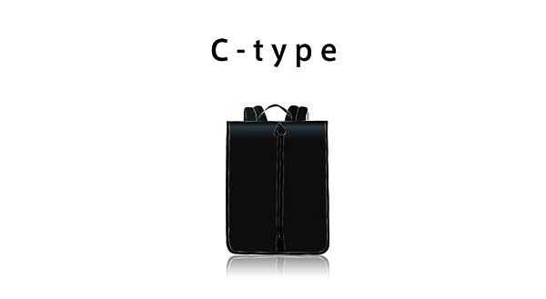 2019 ランドセル アウトドアブランドのランドセルイメージイラスト Ctype