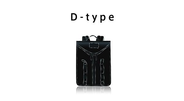 2019 ランドセル アウトドアブランドのランドセルイメージイラスト Dtype