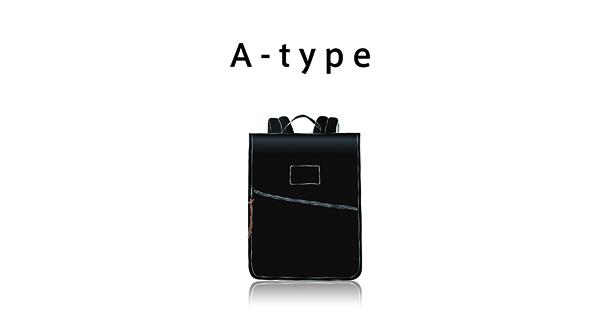 2019 ランドセル アウトドアブランドのランドセルイメージイラスト Atype