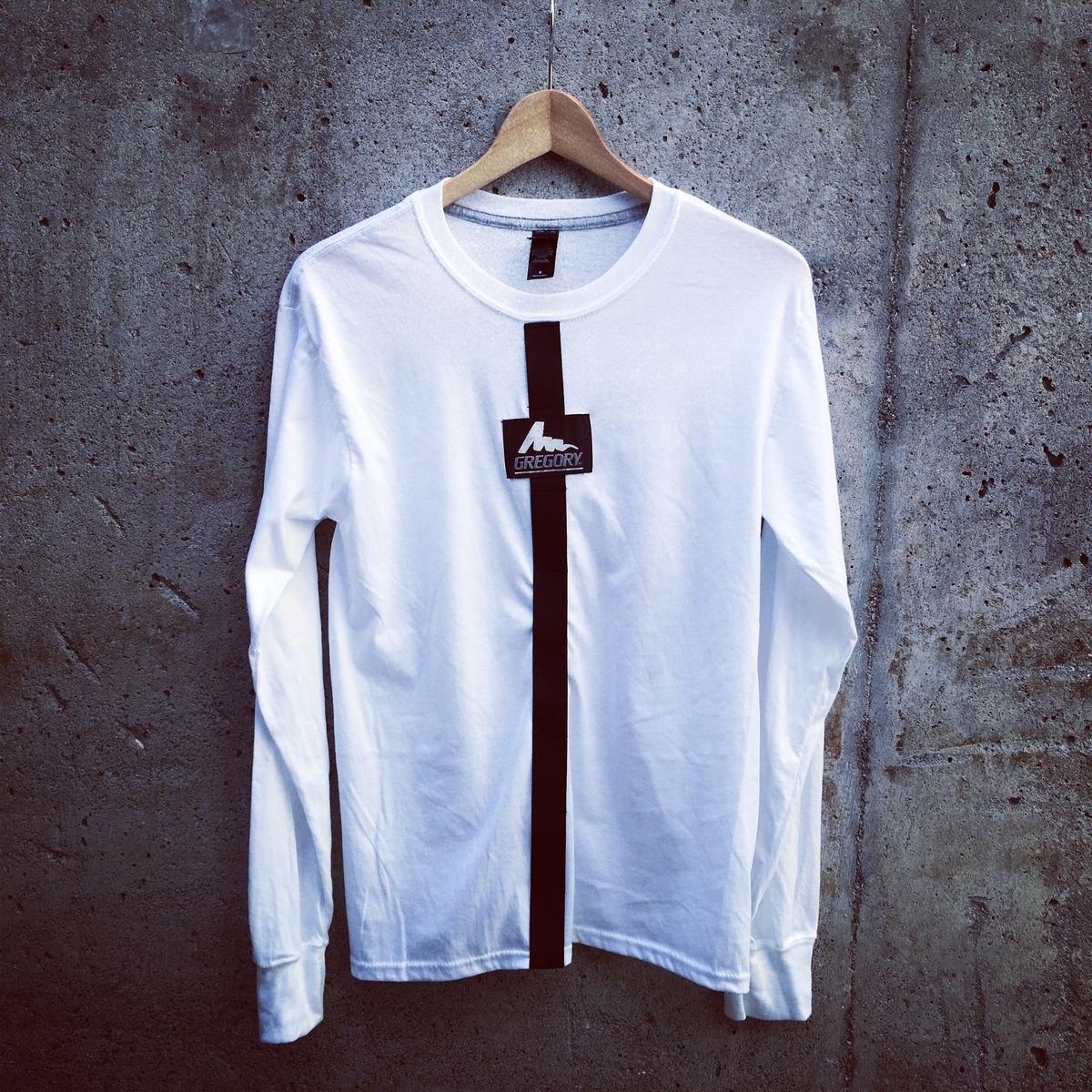 グレゴリー ブラッククラッグ ロングスリーブ Tシャツ