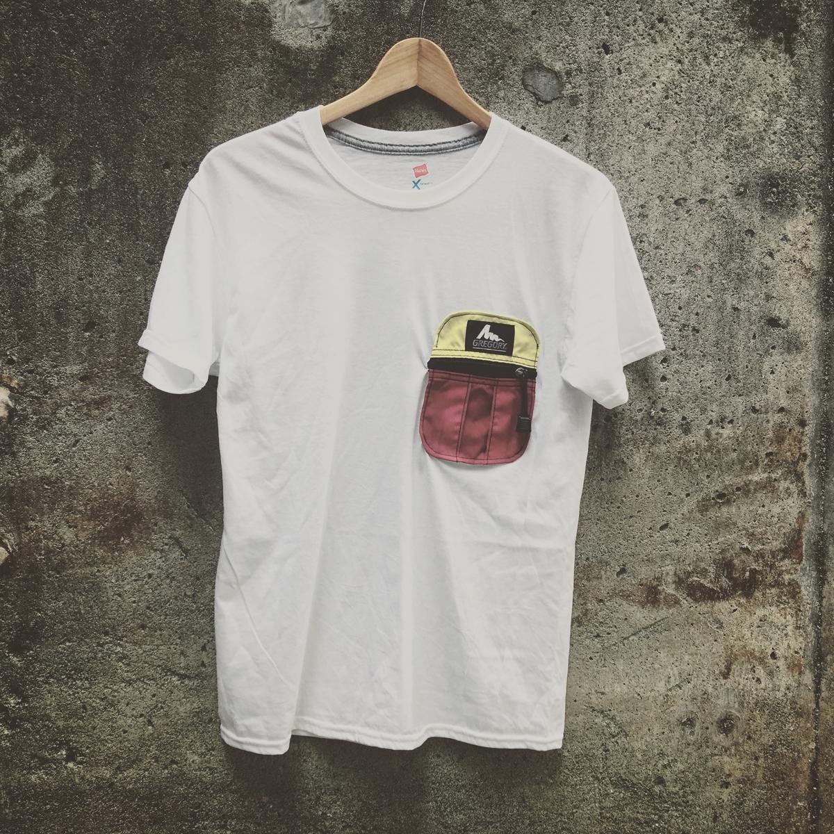 グレゴリー クイックポケット Tシャツ