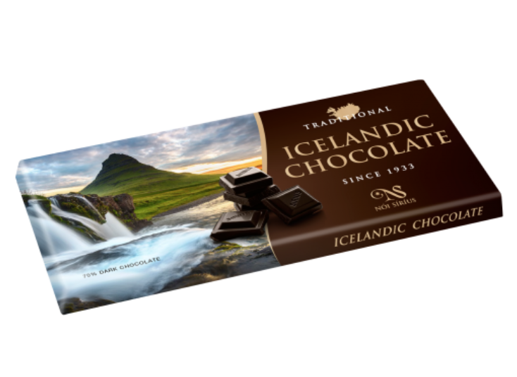 Icelandic Chocolate (参考:http://www.dutyfree.is/)