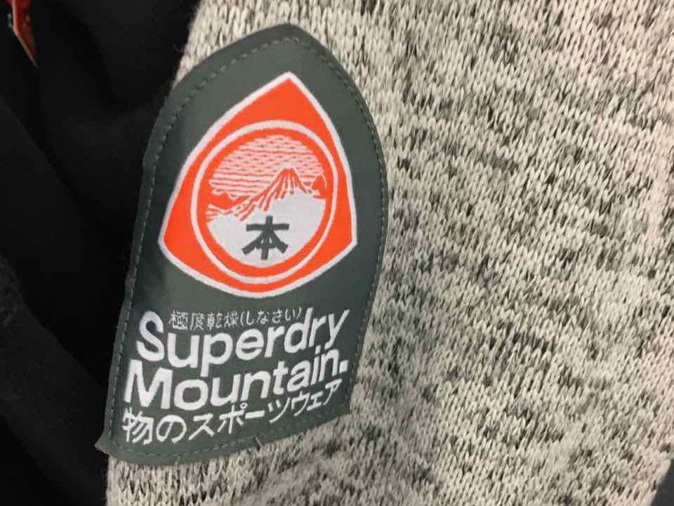 Superdryの日本語センス