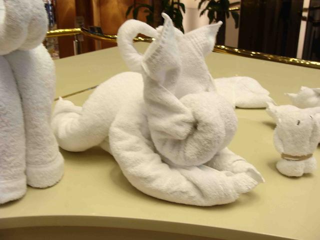 タオル人形の作り方セミナー