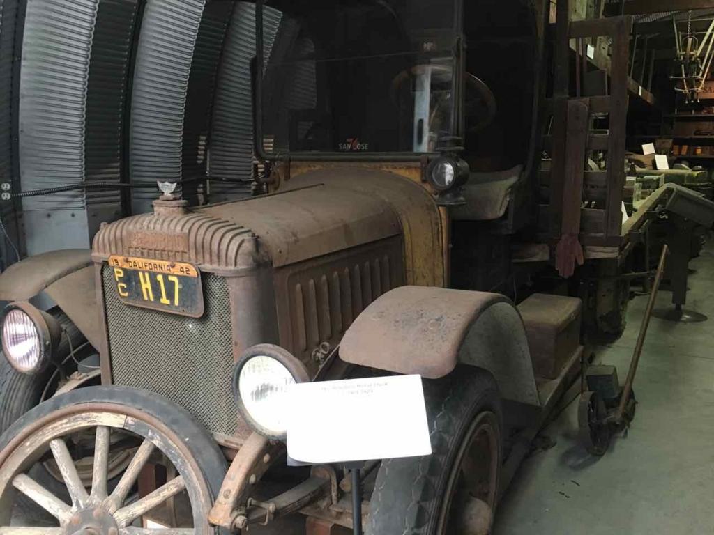 日系移民が実際に使用していた機械