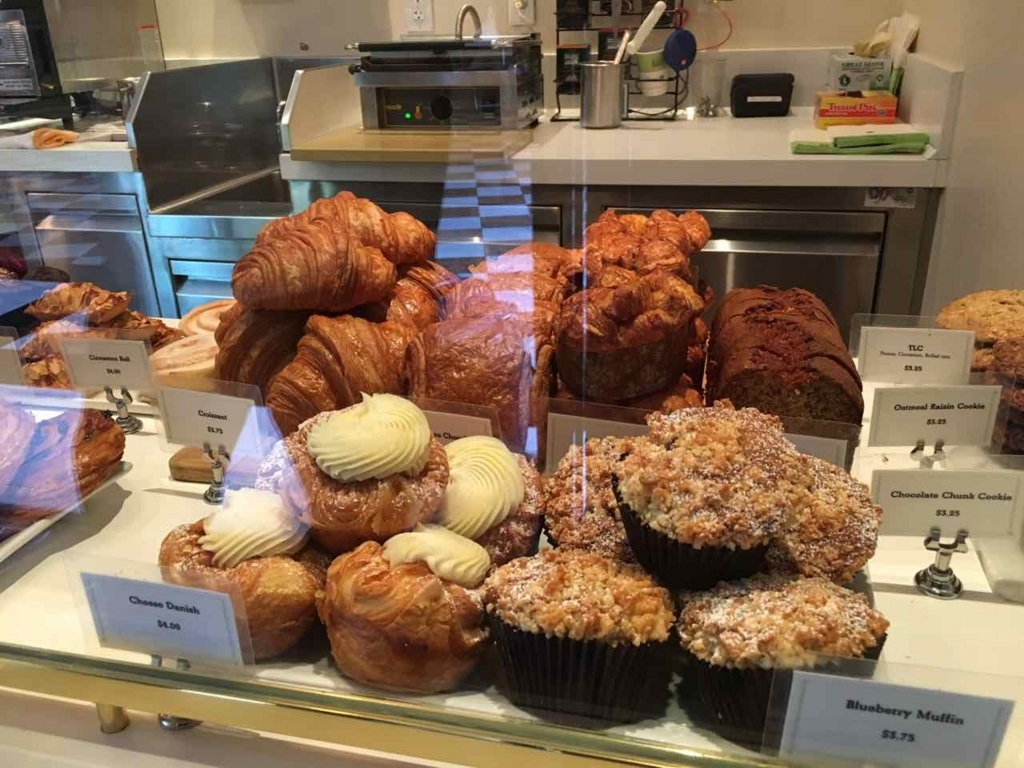 Bouchonのパン
