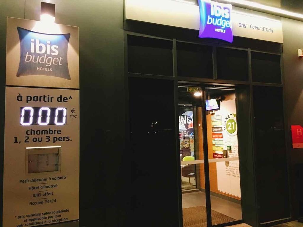 ibis budget Paris Coeur d'Orly Airport