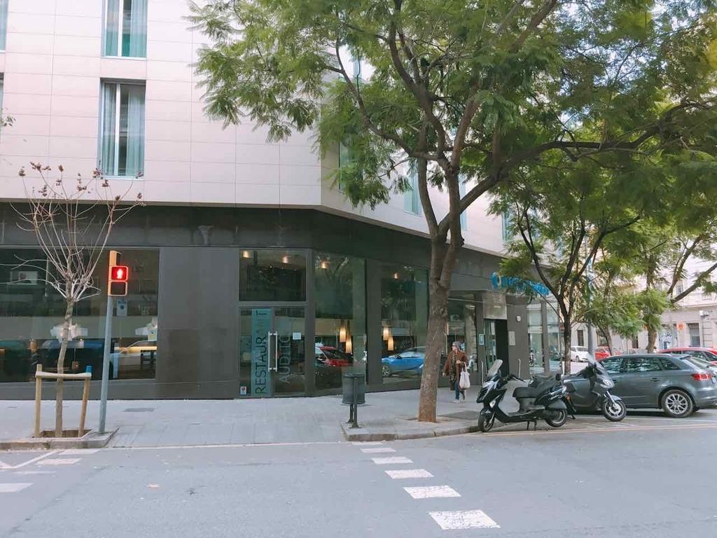バルセロナの様子
