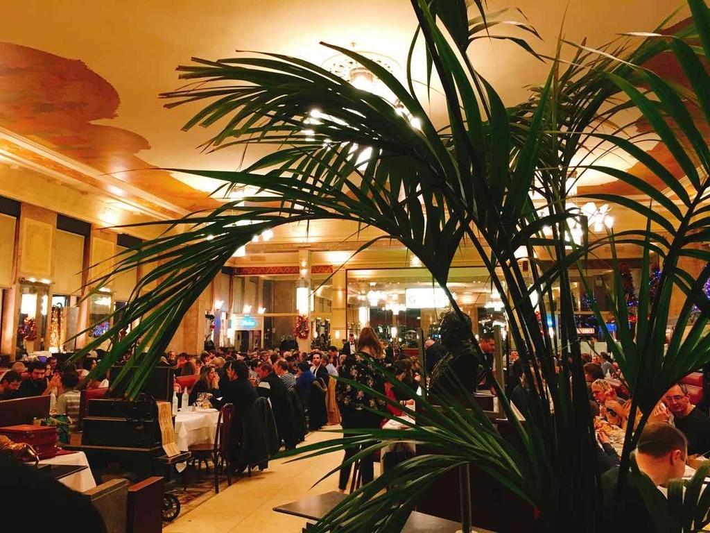 リヨン駅前レストラン
