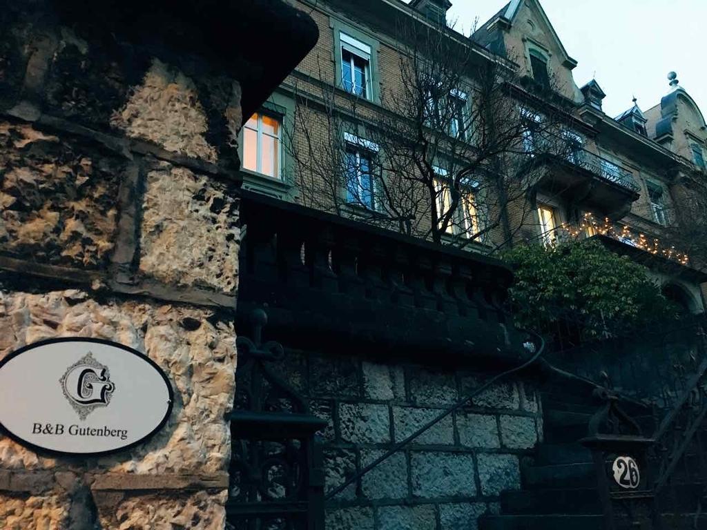Bernのホテル