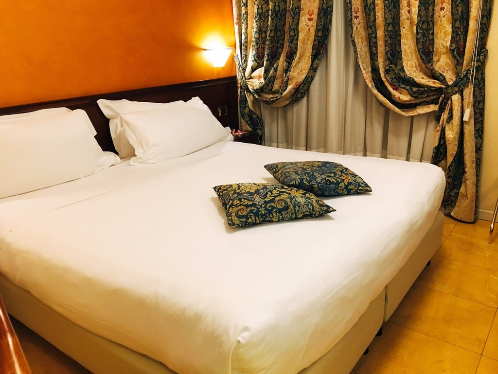 イタリア・ミラノのホテル