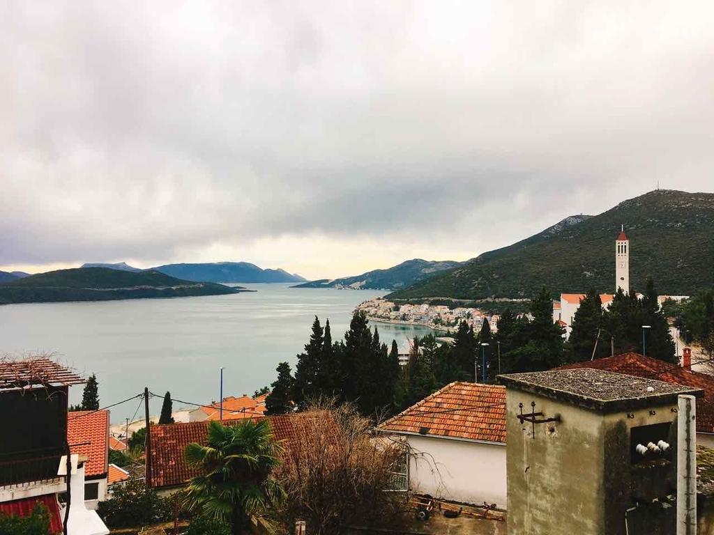 アドリア海の景色
