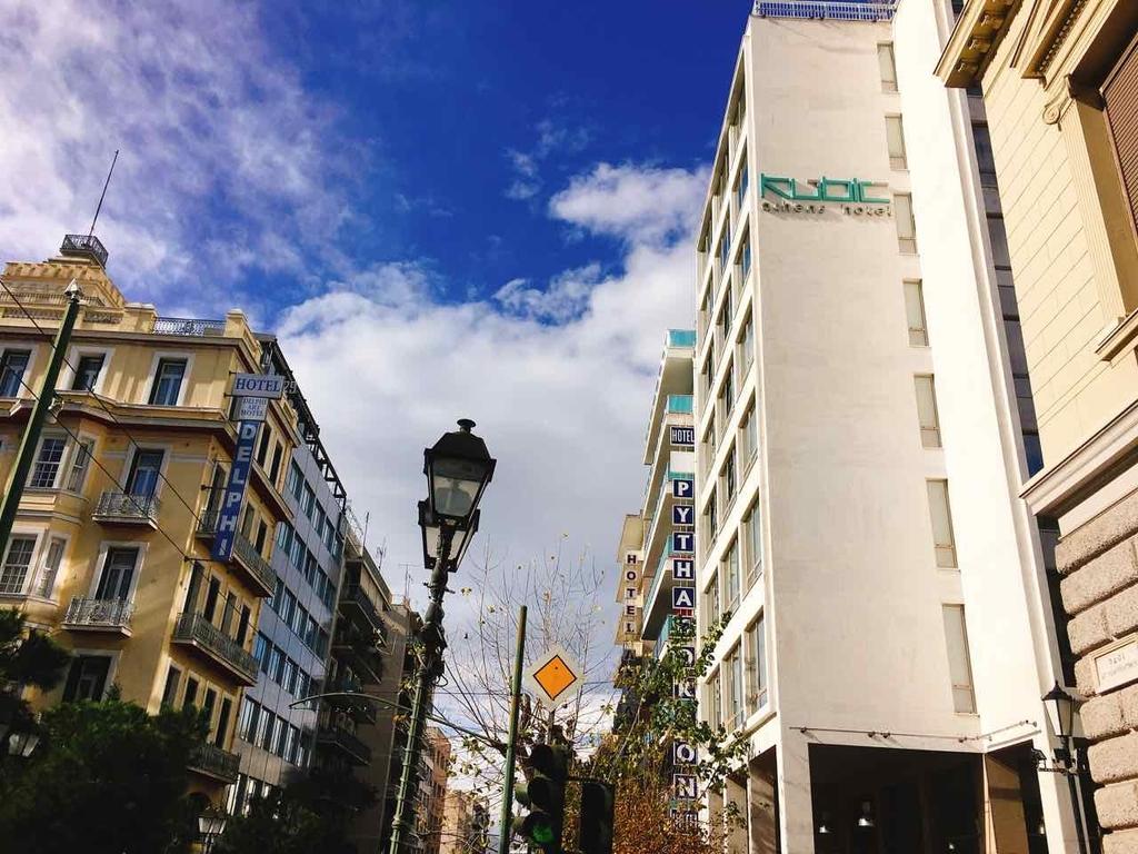 Kubic Hotel
