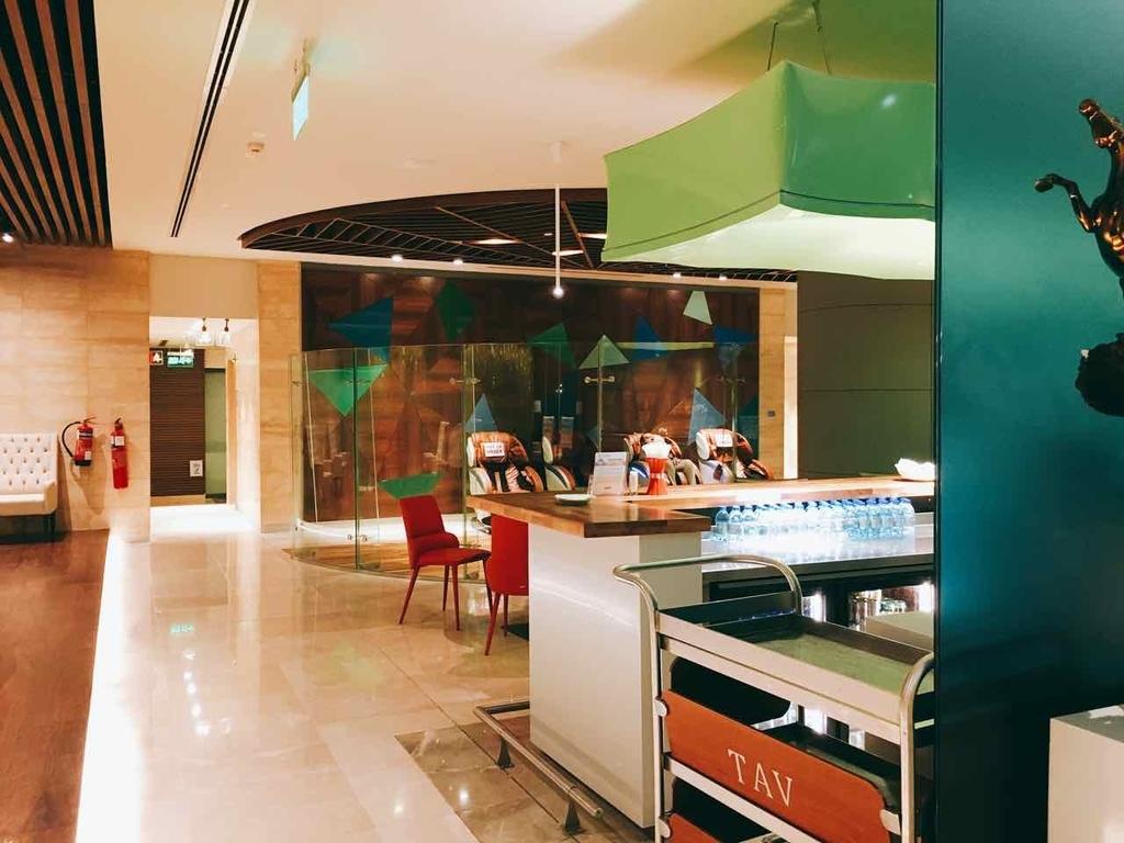 Primeclass Lounge