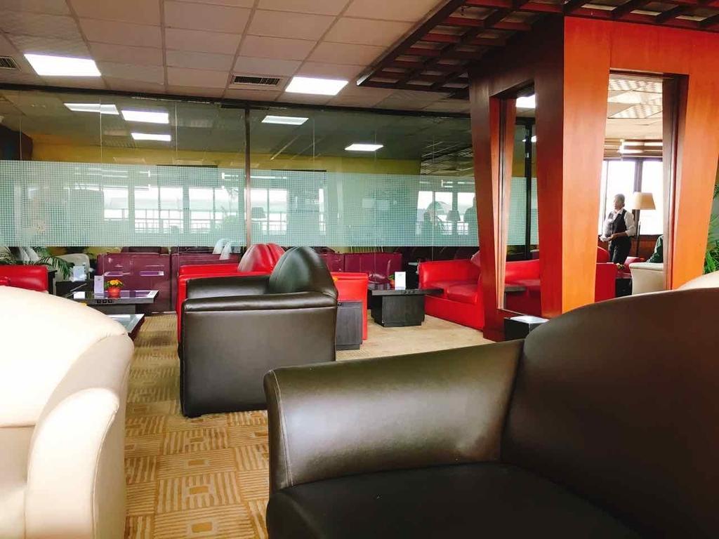 Executive Loungeの店内の様子と雰囲気
