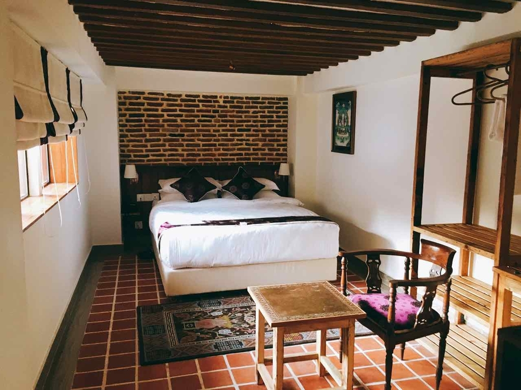 Heranya Yalaで宿泊した部屋