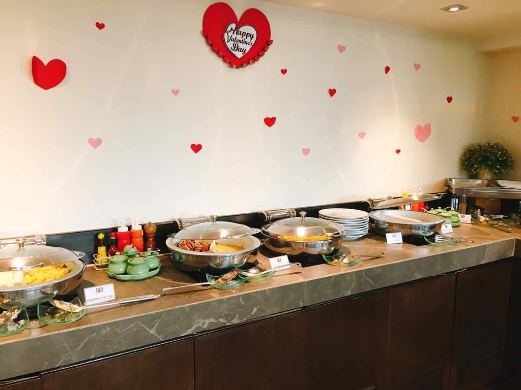 Fx Hotel Metrolink Makkasan 朝食