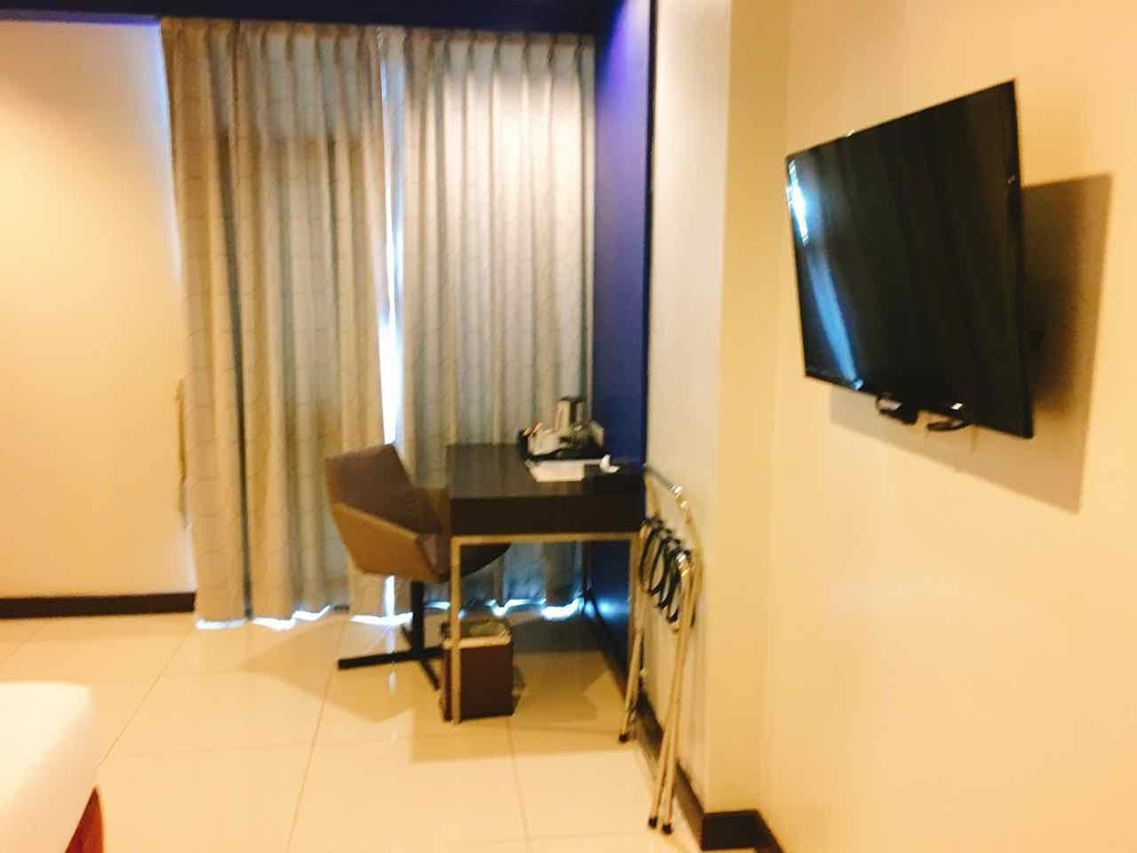 Fx Hotel Metrolink Makkasan 机