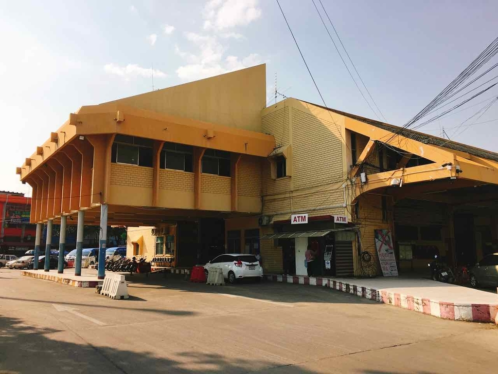 チェンマイ バスターミナル