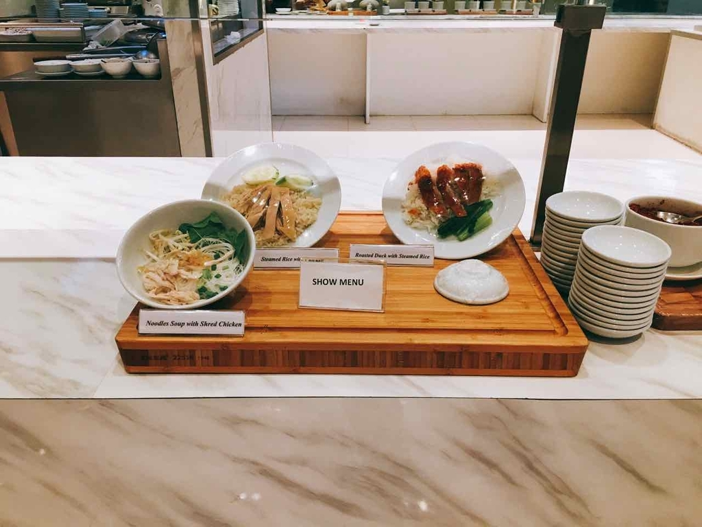 Miracle First Class Lounge 麺