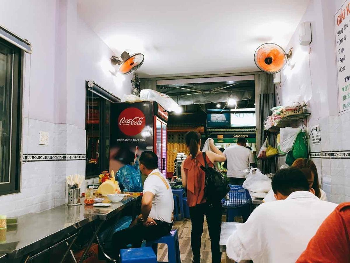 ブンティットヌン チトゥイン 店内の様子