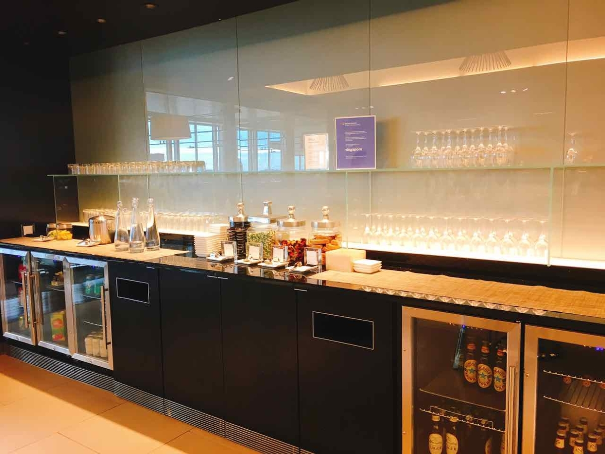 British Airways Galleries - Lounge