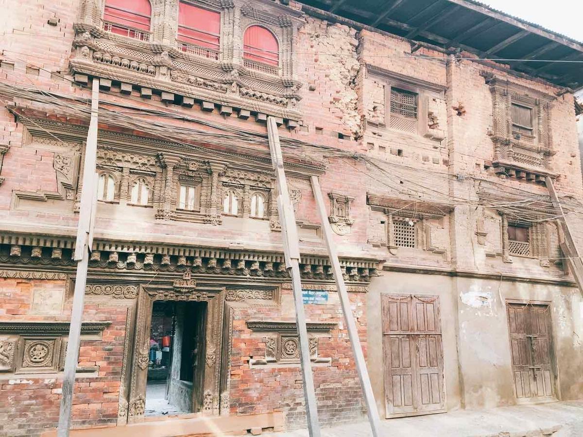 ネパール 民家