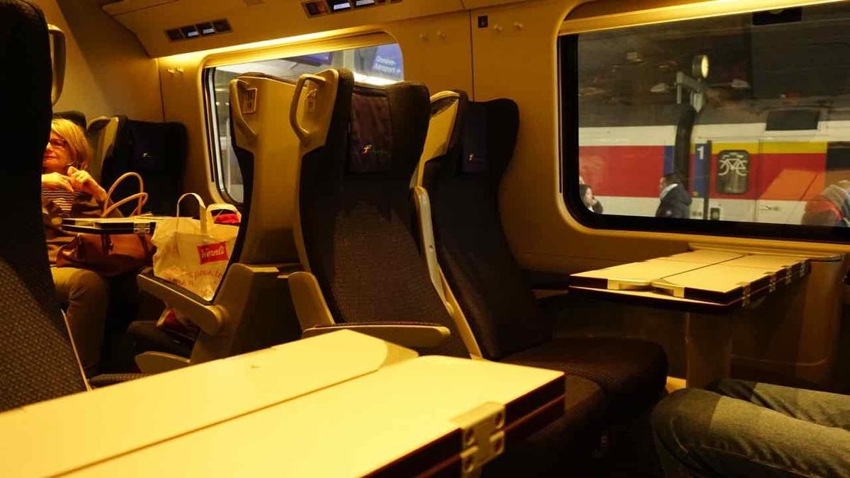 スイス鉄道 列車