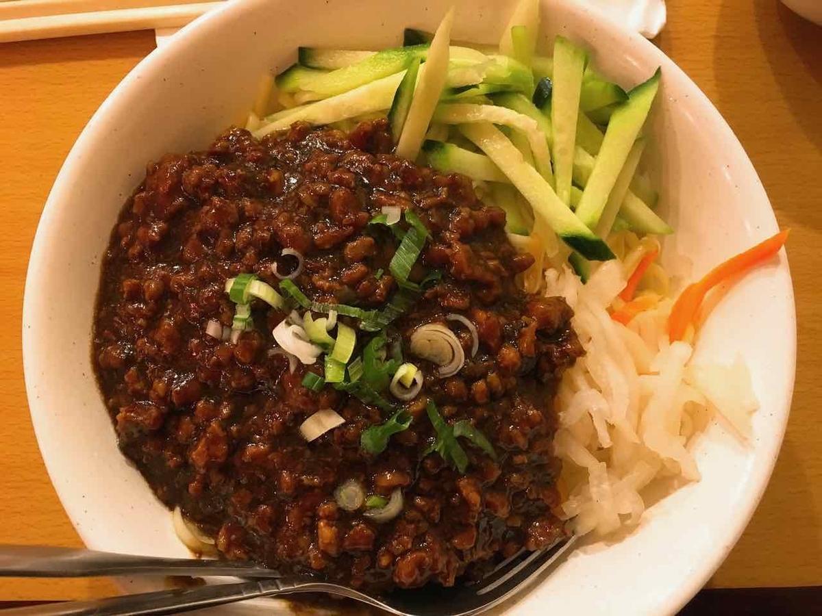 Zen Noodle Bar Jar Jar Noodle